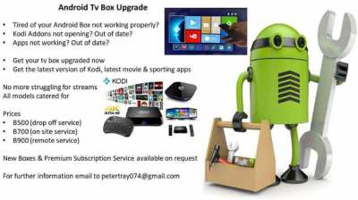 Upgrade Your Android Tv Box