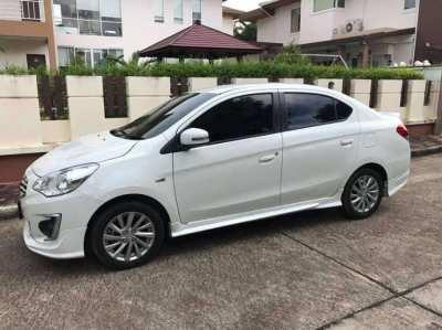 BARGAIN Mitsubishi Attrage GLS Ltd 2017