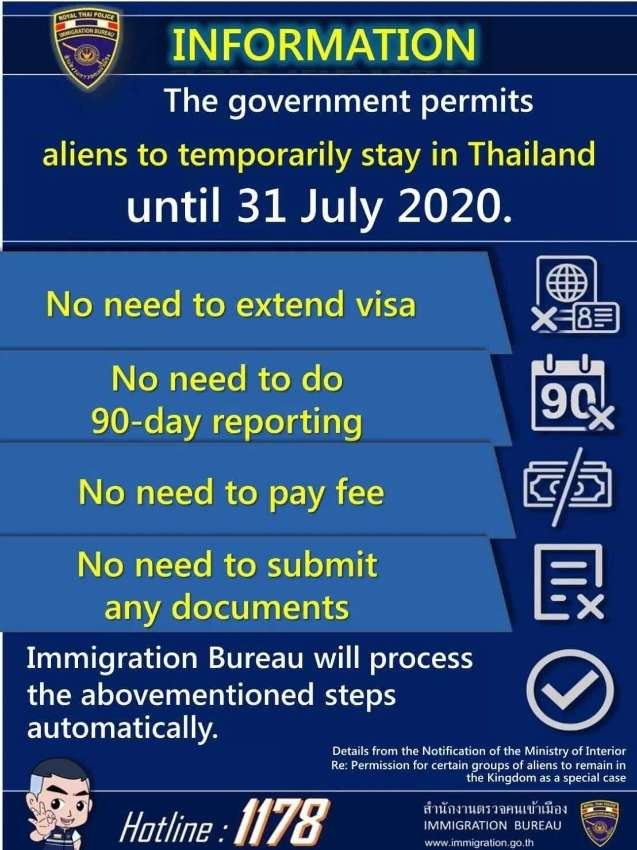 Nong One Stop Immigration service.