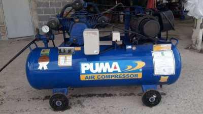 Puma Air Compressor 2HP 148L.