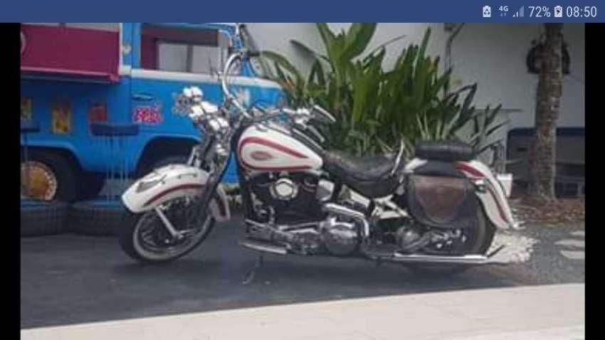 Harley davidson springer 1340 cc
