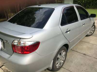 2005 Toyota Vios 1.5 S Low mileage, well maintained, great condition.