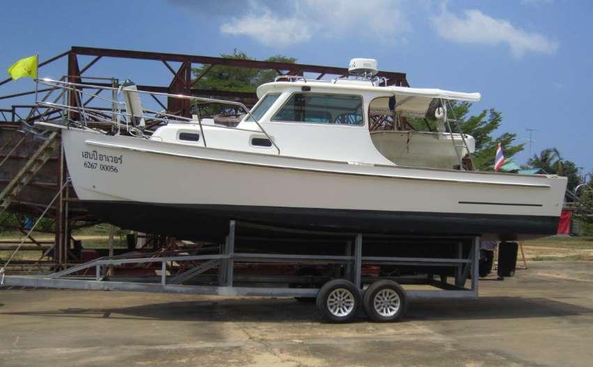 Lobster Boat 26' For Sale