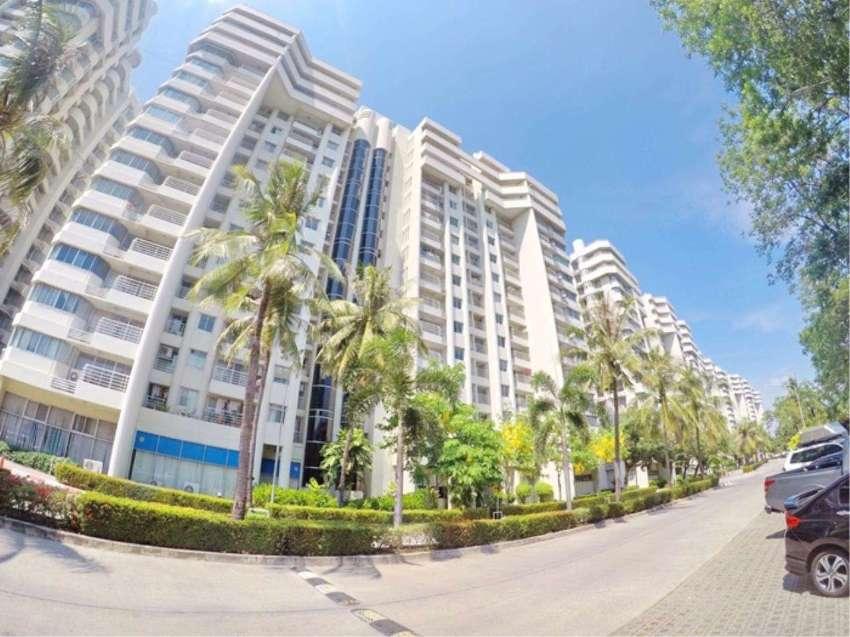 3 Bedroom fully renovated condo (duplex) for rent Thana City