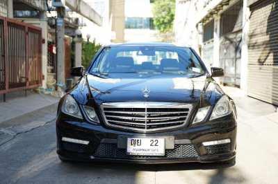 2011 Mercedes E63 AMG V8 FULL DEALER SERVICE HISTORY