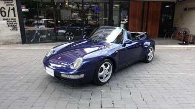 PORSCHE 911 CARRERA CABRIOLET (993)