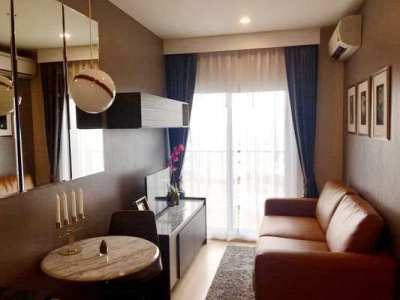 FOR RENT NOBLE REVOLVE RATCHADA / 1 bedroom / 26 Sqm.**17,000**