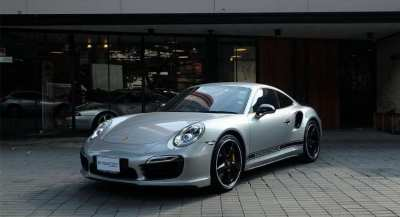 PORSCHE 911 TURBO S EXCLUSIVE GB EDITION (991)