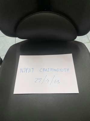 เก้าอี้สุขภาพ ERGOTREND Dual-02 black