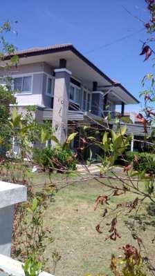Large House 5 bed, 4 bath The Bliss Koolpunt Ville 16, San Kamphaeng