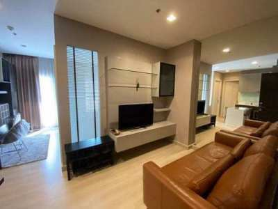 FOR RENT SIGNATURE BY URBANO / 2 beds 1 bath /48 Sqm.**29,000**