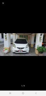 ขายรถยนต์ HONDA JAZZ ปี 2008