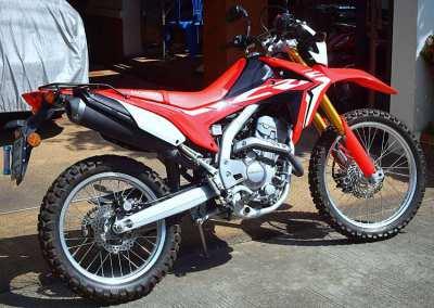 For Sale 2017 Honda CRF250l Dual Sport