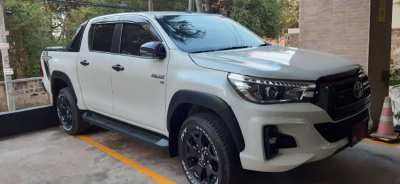 Toyota Hilux Revo Rocco 2020, 2.8 DOUBLE CAB Prerunner 4×4WD