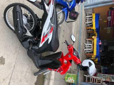 Honda Click 125i Street