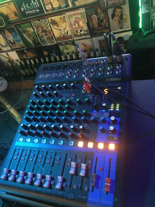 Yamaha power miy