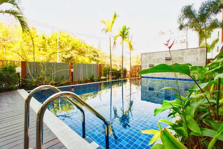 2bedroom Pool view - 100,000 baht down!