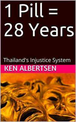 New book:  Thai prisons - scathing news newspapers fear to print