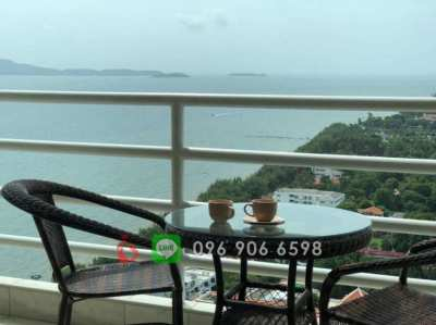 Hot Offer   For Rent   Spacious Studio   View Talay 7 (Jomtien Beach)