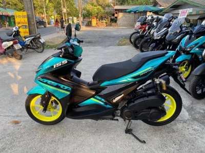 Yamaha 155cc