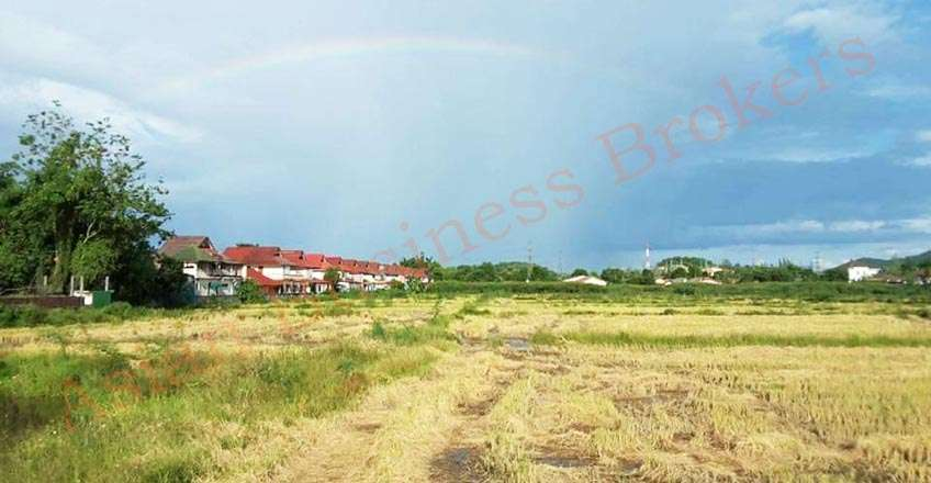 1101001 Large Plot of Land in Chiang Rai City for Sale