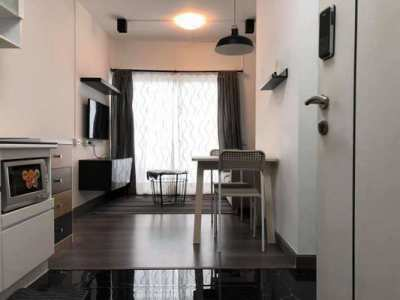FOR RENT A SPACE ASOKE RATCHADA / 1 bedroom / 35 Sqm.**12,000**
