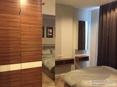 The Capital Ratchaprarop-Vibha Luxury Condo 1 Bedroom Unit for Rent