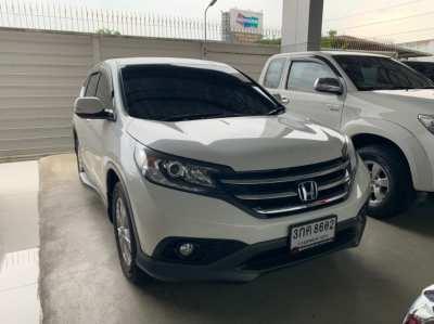 ขายรถยนต์  HONDA CR-V 2.0E 4WD G4 xu 2013