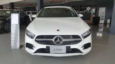 2019 Demo Mercedes-Benz A 200 automatic for Sale in Bangkok