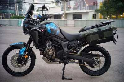 2017 Honda Africa Twin DCT. Finance available