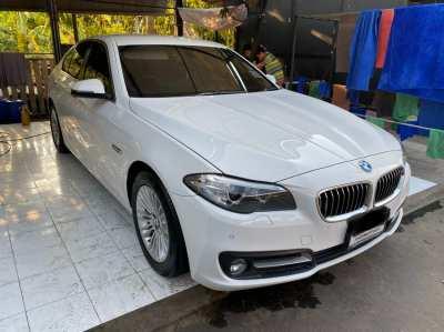 ขายรถยนต์  BMW 520d โฉม F10 Lci  minor chang ปี 2017