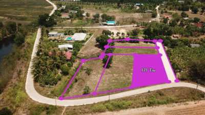 Plot 171 tarang wah for sale in Hua Hin