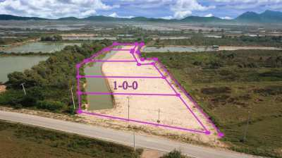 Land 1 rai for sale in Pranburi