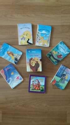 NEW YEAR SALE!DISNEYS The Lion King Library-Sleeping Beauty-Noah's Ark