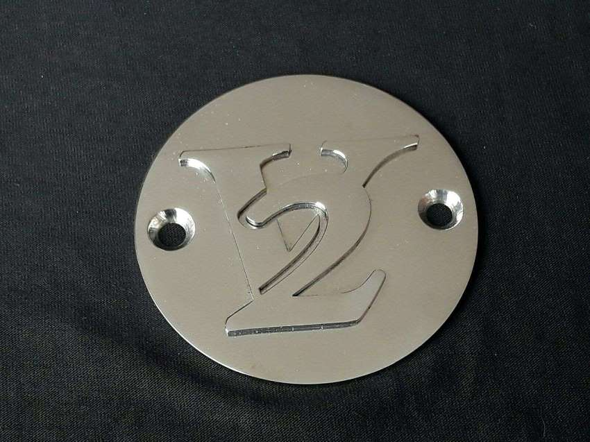 FOR HARLEY DAVIDSON SOFTAIL POINTS COVER 3D STAINLESS STEEL SUPER COOL