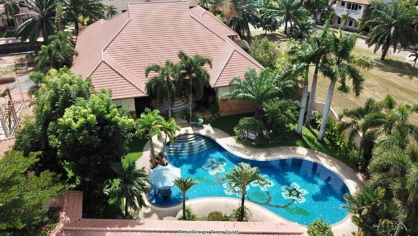 High quality Pool Villa in Banglamung