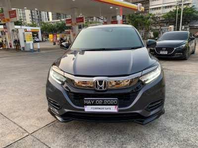 ขายรถยนต์ HONDA HR V RS  ปี 2020