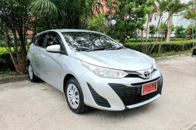 ⭐FOR RENT NEW YARIS⚡ONLY 9,900฿/Month⚡