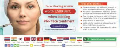 Affordable Facial Cleaning Session with PRP Treatment