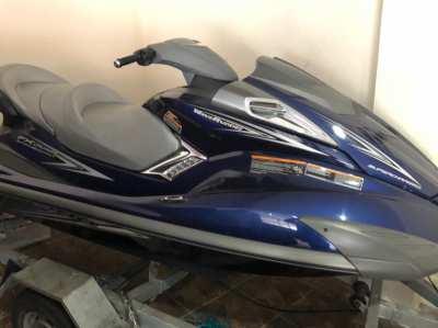 Jet ski YAMAHA FX Cruiser SHO 1800CC Supercharged