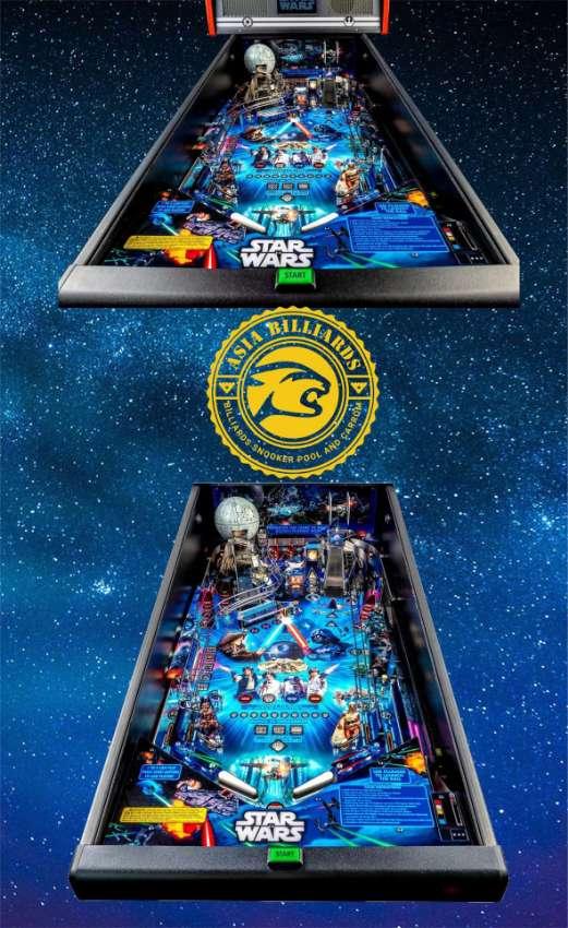 Stern Pinball Star Wars!