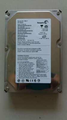 Seagate Barracuda 7200.7 40GB Internal 7200RPM 3.5