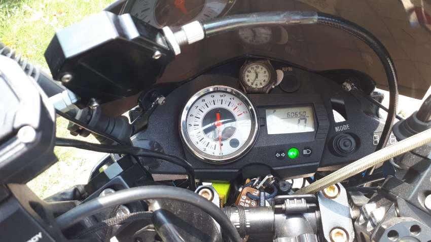 2014 SUZUKI RAIDER 150CC 6000KM MODIFIED