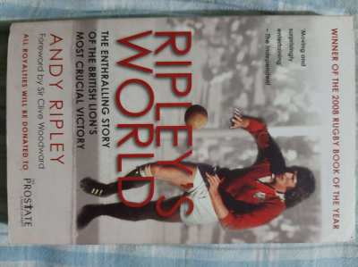 Andy Ripley - Ripley's World; a Memoir and Andy's Battle Against Prost
