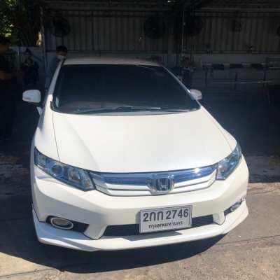 ขายรถยนต์ Honda Civic Hybrid 1.5 ปี 2013