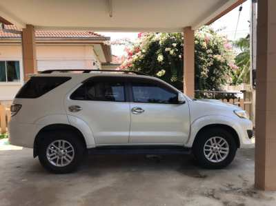 Toyota Fortuner 3.0 D4D 4WD