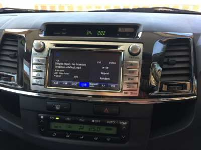 Toyota Fortuner 3.0 D4D 4WD
