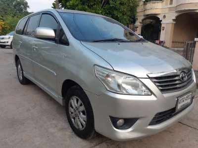 ขายรถยนต์ Toyota  innova  2.0 G AUTO ปี 2012
