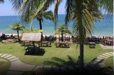 #Selling Hotel, Villa and Spa Resort 5 star, 150 rooms, Khao Lak Beach