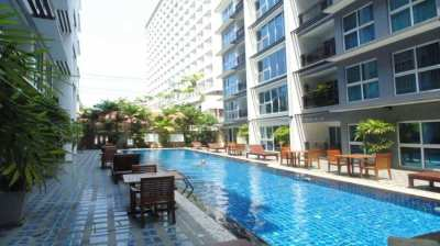 Avenue Residence Condo for sale Central Pattaya. Good location.